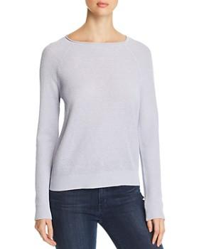 Eileen Fisher - Textured Raglan Sweater