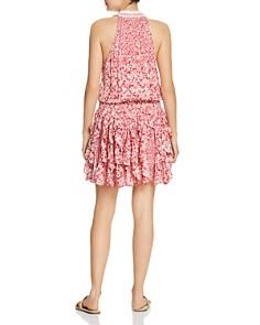 Poupette St. Barth - Beline Sleeveless Floral Mini Dress