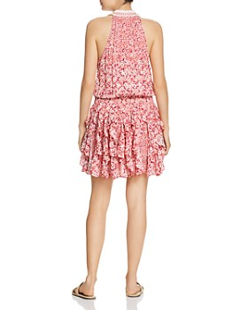 Poupette St. Barth - Beline Sleeveless Floral Mini Dress