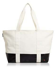 STATE - Graham Natural Dipped Tote