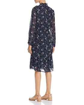 Vero Moda - Piana Ruffed Floral-Print Dress