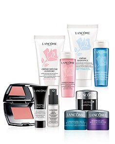 Lancôme - Plus, spend $75 and get 3 more gifts!