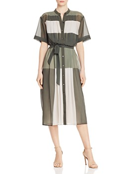 Equipment - Mariette Midi Dress