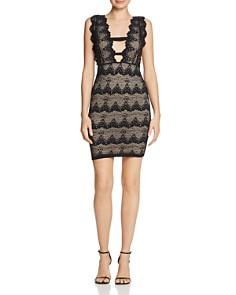 Nightcap - Lace Mini Dress