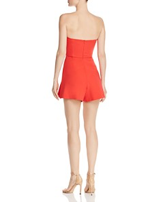 FRENCH CONNECTION - Whisper Sweetheart Romper