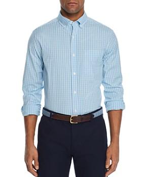 Vineyard Vines - Balter Tattersall Plaid Classic Fit Button-Down Shirt