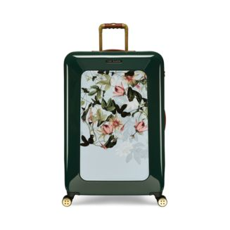 Illusion 4 Wheel Trolley Case, Large by Ted Baker