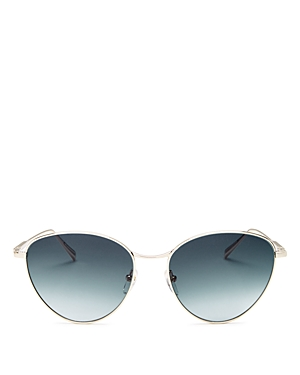 Longchamp Sunglasses WOMEN'S ROSEAU ROUND SUNGLASSES, 55MM