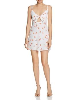 Flynn Skye - Floral Mini Dress