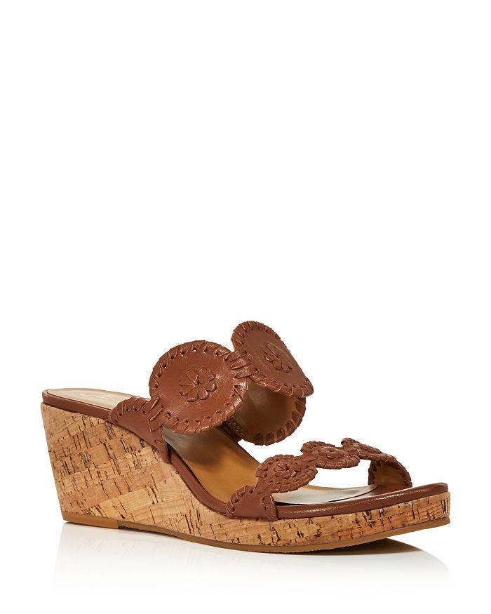 Jack Rogers - Women's Lauren Wedge Sandals