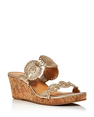 Jack Rogers Sandals Women's Lauren Wedge Sandals
