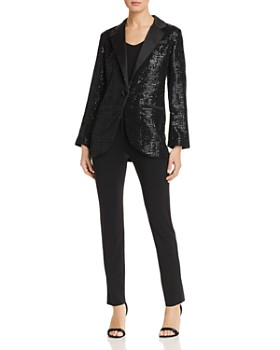 Armani - Sequined Blazer