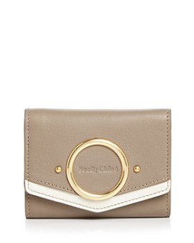 See by Chloé - Aura Small Leather Wallet