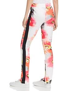PAM & GELA -  Floral Cigarette Track Pants
