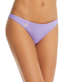 Ralph Lauren - Modern Solids Devin Hipster Bikini Bottom