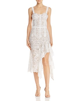 BRONX AND BANCO - Tiffany Lace Midi Dress
