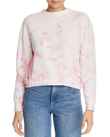 Olivaceous - Tie-Dye French Terry Sweatshirt - 100% Exclusive