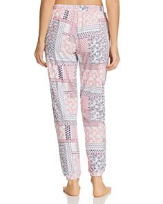Jane & Bleecker New York - Printed Knit Jogger Pants