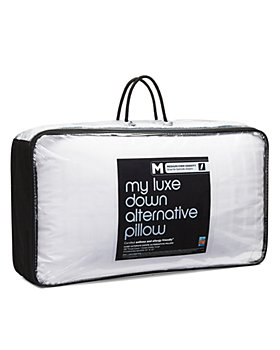 Bloomingdale's - My Luxe Asthma & Allergy Friendly® Down Alternative Pillow - 100% Exclusive