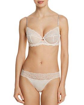 Calvin Klein - Seductive Comfort Full Coverage Unlined Underwire Bra & Bikini