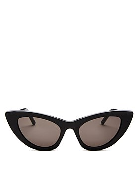 Saint Laurent - Women's Lily Cat Eye Sunglasses, 52mm