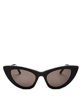 61528c3c38e Saint Laurent - Women s Lily Cat Eye Sunglasses