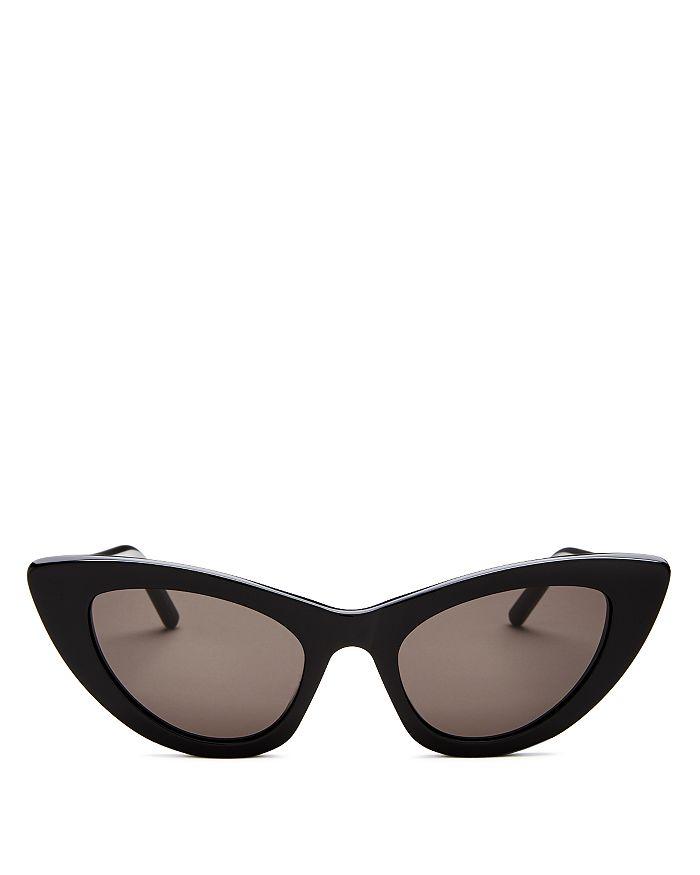 Saint Laurent - Women's Lily Cat Eye Sunglasses, 52mm