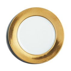 Christofle - Guilloche Gold Charger