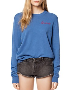 Zadig & Voltaire - Life Wool & Cashmere Sweater