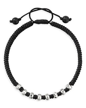 David Yurman - Fortune Woven Bracelet with Black Onyx