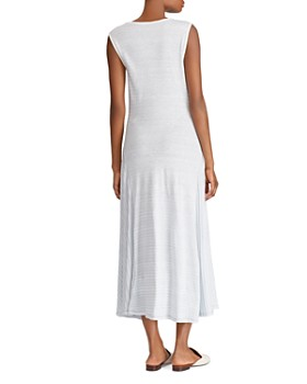 1d9befb2568 ... Ralph Lauren - Striped Jersey Midi Dress