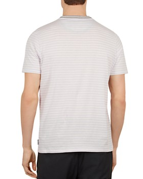 Ted Baker - Lemur Striped Crewneck Tee
