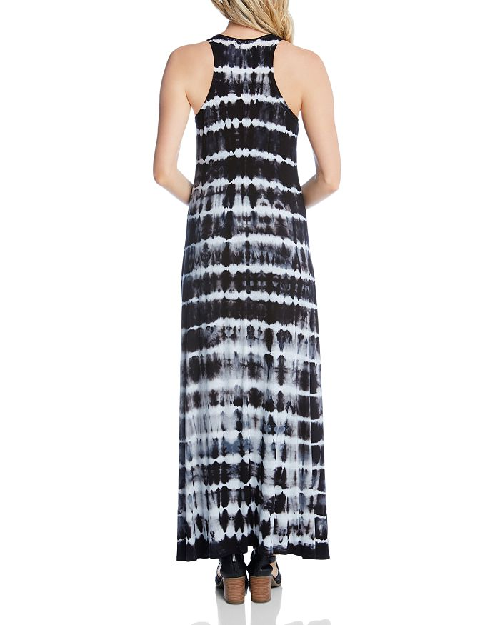 83c45eeeca2 Karen Kane - Sleeveless Tie-Dye Maxi Dress