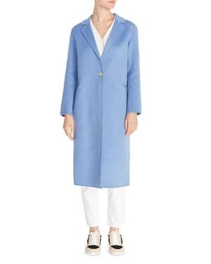 1920s Coats, Flapper Coats, 20s Jackets Sandro Emilie Single-Button Coat AUD 493.77 AT vintagedancer.com