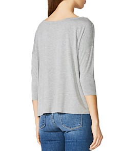 Bailey 44 - Sarah Drop-Shoulder Top
