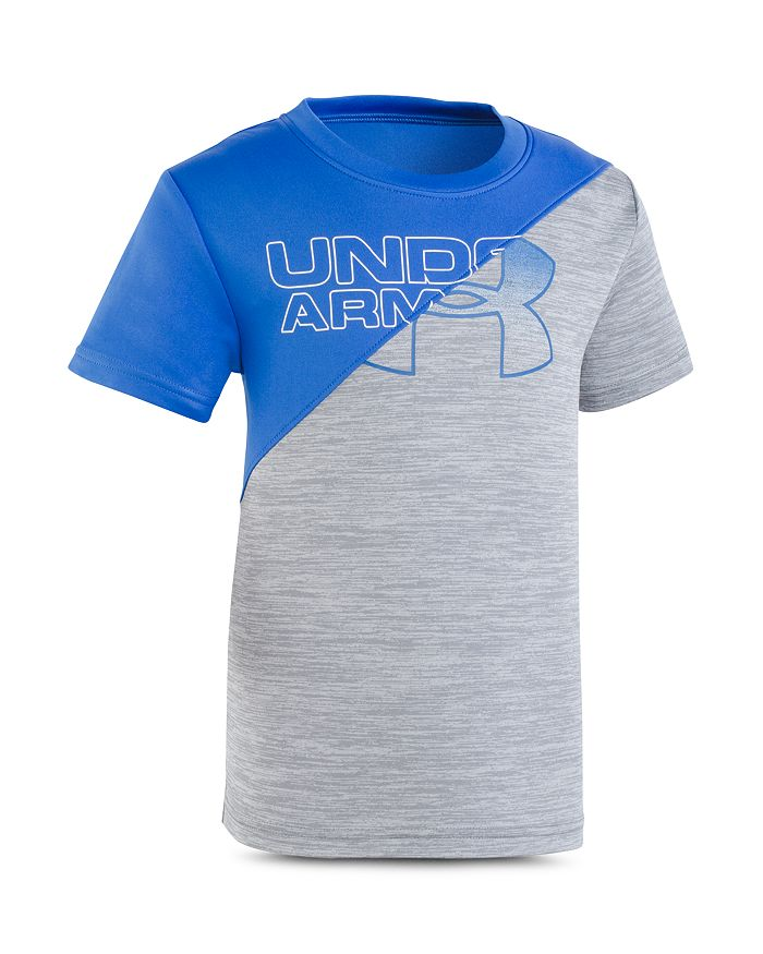 Under Armour - Boys' Split Twist Tee - Little Kid