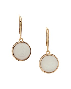 Ralph Lauren - Crest Drop Earrings