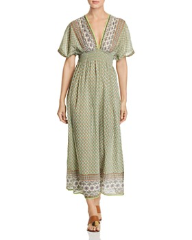 Tory Burch - Printed Maxi Dress