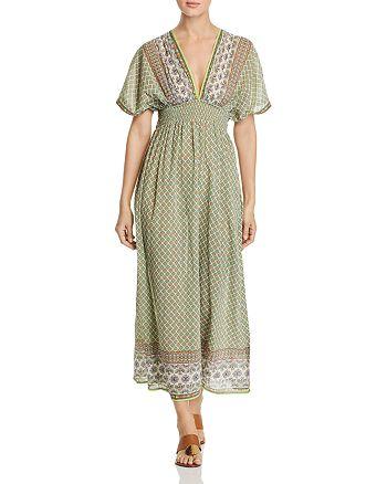 Tory Burch - Printed Maxi Dress