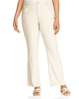 NYDJ Plus - Straight-Leg Pants