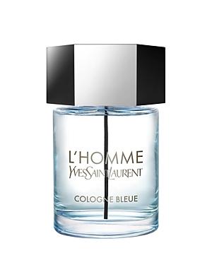 Yves Saint Laurent L'Homme Cologne Bleue Eau de Toilette 3.3 oz.