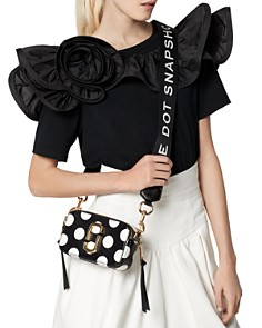 MARC JACOBS - The Dot Snapshot Crossbody
