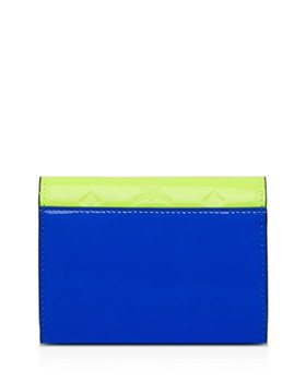 MCM - Patricia Patent Leather Trifold Wallet
