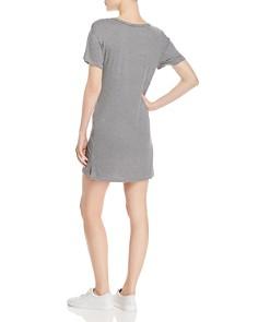Splendid - Striped T-Shirt Dress