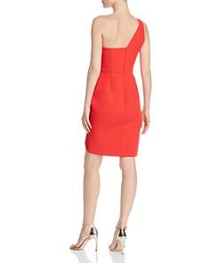 BCBGMAXAZRIA - One-Shoulder Cocktail Dress - 100% Exclusive