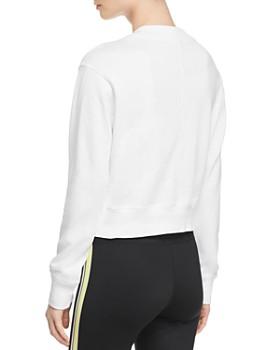 Calvin Klein - Logo French Terry Sweatshirt