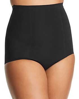 Wacoal - Beyond Naked Cotton Blend Shaping High-Waist Briefs