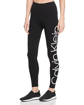 Calvin Klein - Logo Leggings