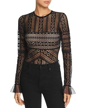 Thistle & Spire - Jane Lace Bodysuit
