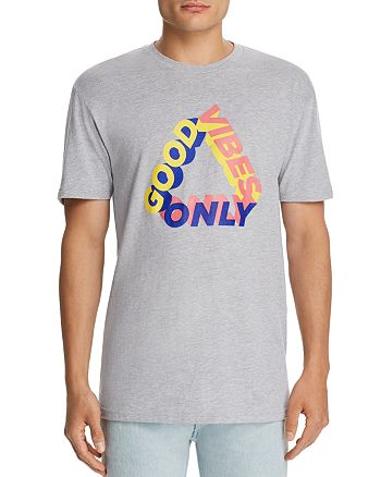 Pacific & Park - Good Vibes Only Graphic Tee